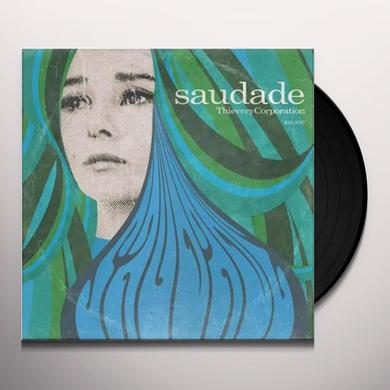 Thievery Corporation SAUDADE Vinyl Record