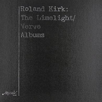 Roland Kirk LIMELIGHT / VERVE ALBUMS Vinyl Record