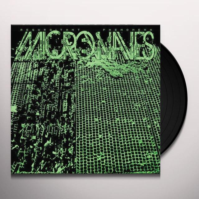 Microwaves REGURGITANT PHENOMENA Vinyl Record