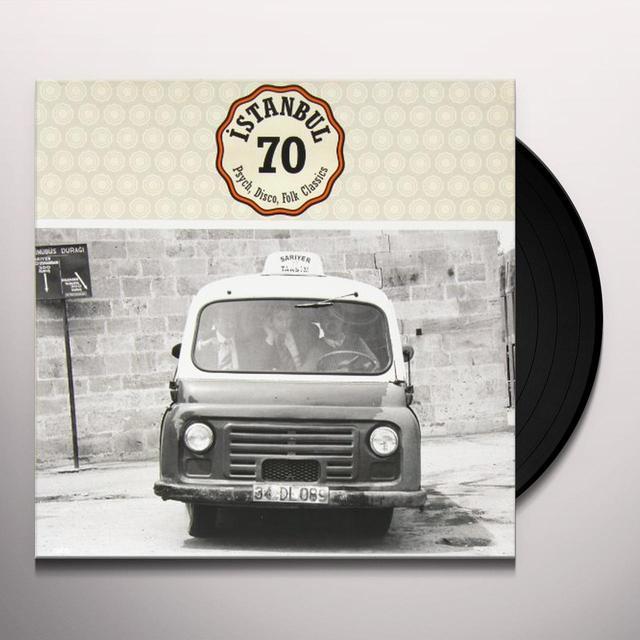ISTANBUL 70: PSYCH DISCO FOLK CLASSICS / VAR Vinyl Record