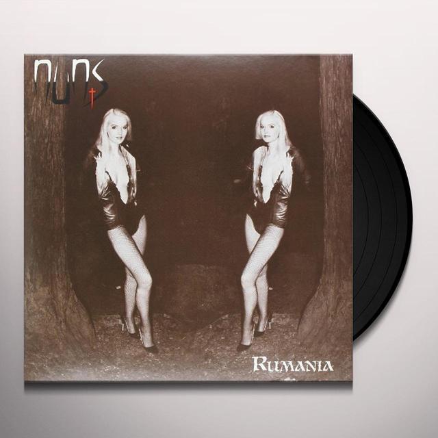 Nuns RUMANIA Vinyl Record