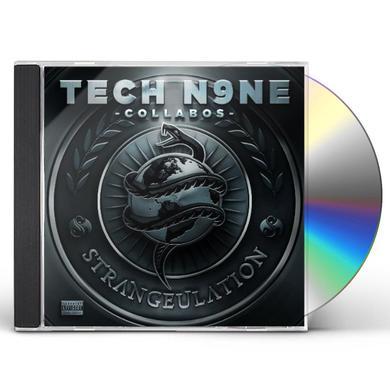 Tech N9Ne Collabos STRANGEULATION CD