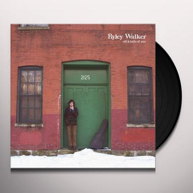 Ryley Walker ALL KINDS OF YOU Vinyl Record