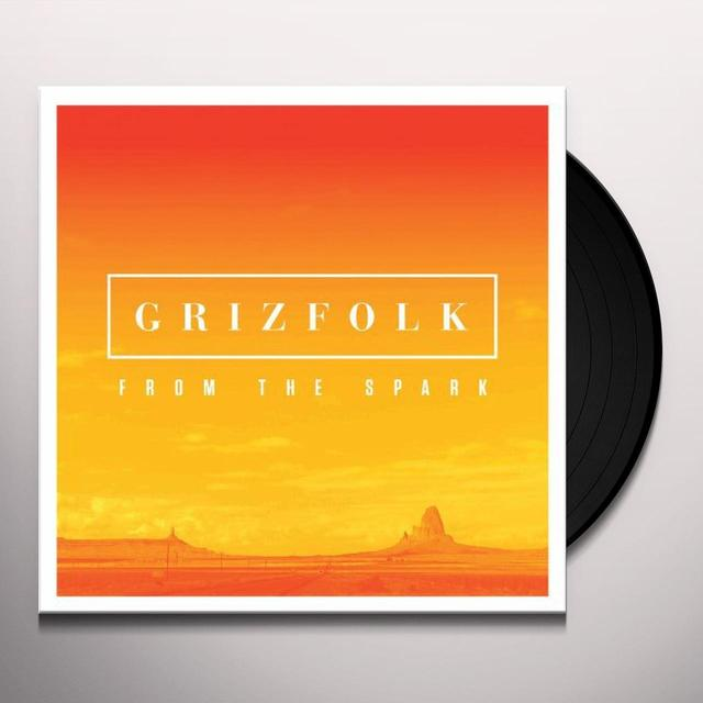 Grizfolk FROM THE SPARK Vinyl Record