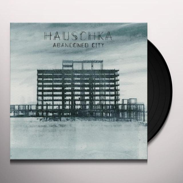Hauschka ABANDONED CITY Vinyl Record