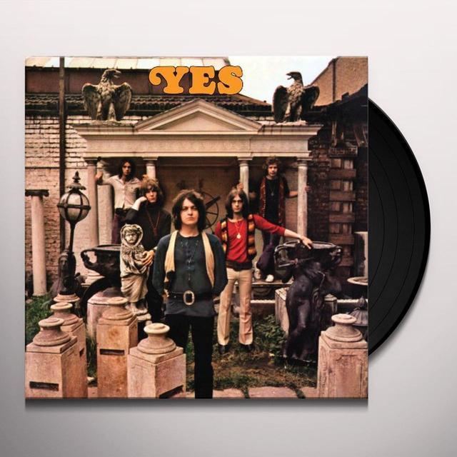 YES Vinyl Record
