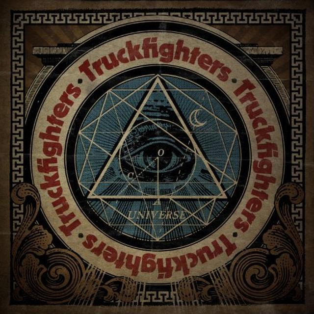 Truckfighters UNIVERSE Vinyl Record