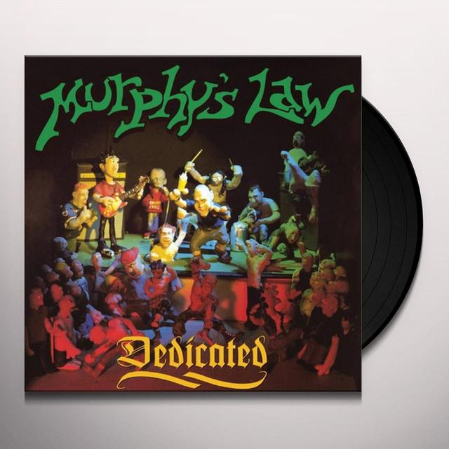 Murphy'S Law DEDICATED Vinyl Record