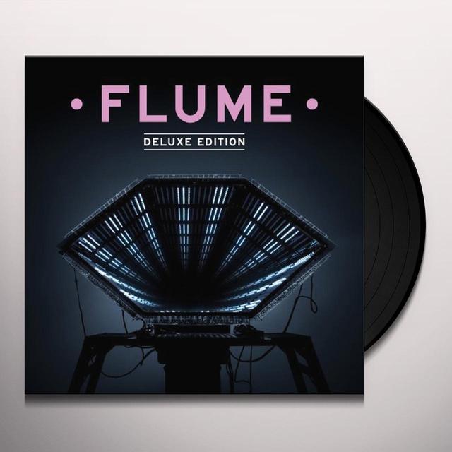 FLUME Vinyl Record - Deluxe Edition