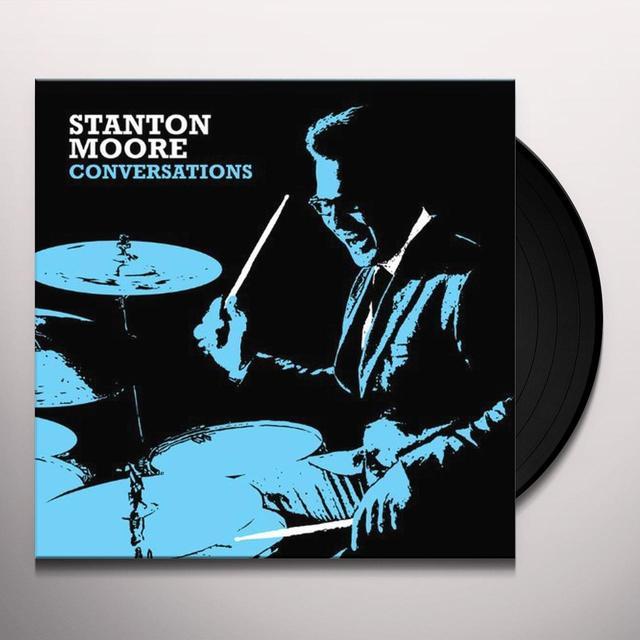 Stanton Moore CONVERSATIONS Vinyl Record