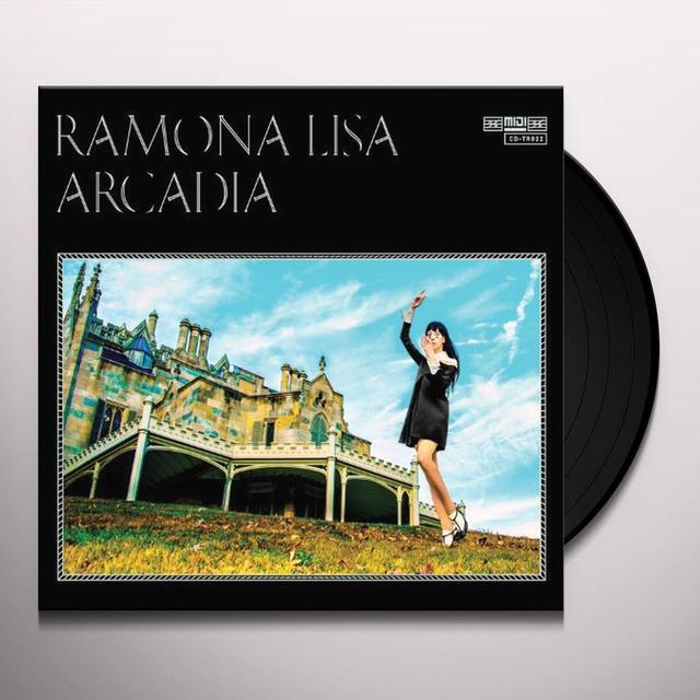 Ramona Lisa ARCADIA Vinyl Record