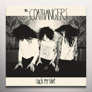 The Coathangers SUCK MY SHIRT Vinyl Record