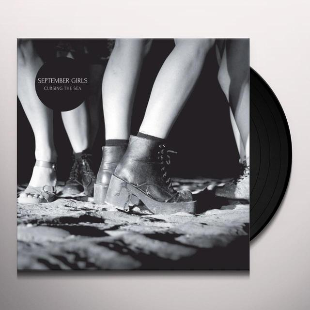 September Girls CURSING THE SEA Vinyl Record - 180 Gram Pressing