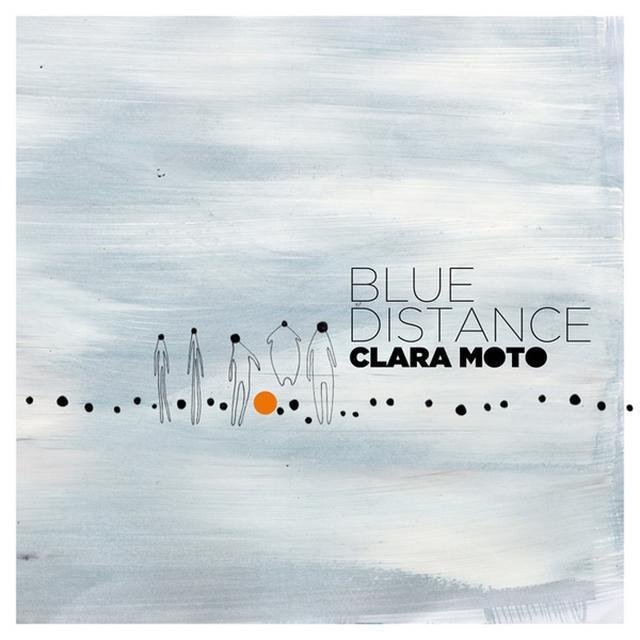 Clara Moto BLUE DISTANCE Vinyl Record