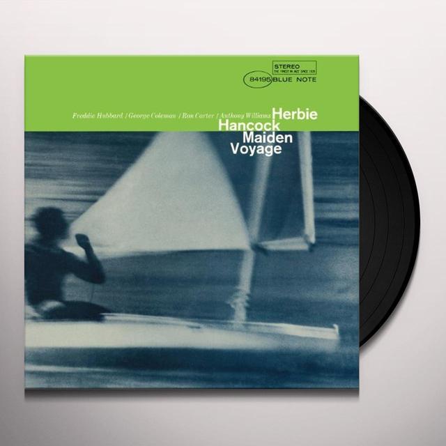 Herbie Hancock MAIDEN VOYAGE Vinyl Record