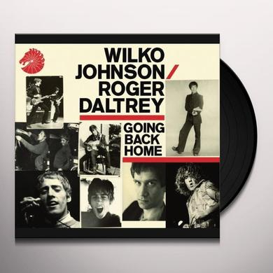 Wilko Johnson / Roger Daltrey GOING BACK HOME Vinyl Record