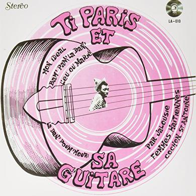 TI PARIS ET SA GUITARE Vinyl Record