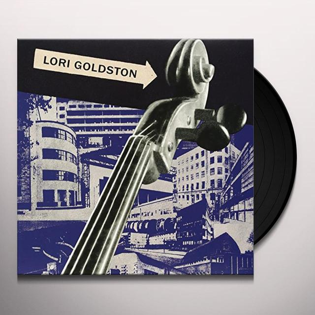 Lori Goldston CREEKSIDE-CELLO SOLO Vinyl Record