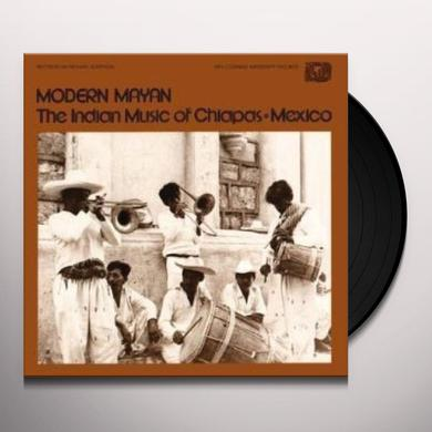 MODERN MAYAN: INDIAN MUSIC CHIAPAS MEXICO / VAR Vinyl Record