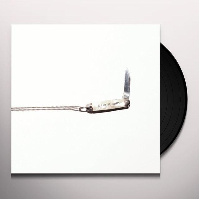 Mr Little Jeans POCKETKNIFE Vinyl Record