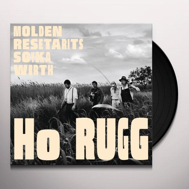 Ernst Molden HO RUGG Vinyl Record