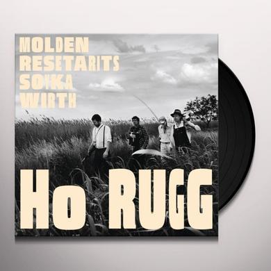 Ernst Molden HO RUGG (GER) Vinyl Record