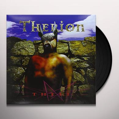 Therion THELI Vinyl Record