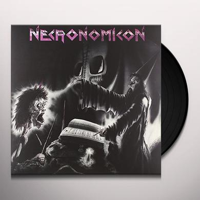 Necronomicon APOCALYPTIC NIGHTMARE Vinyl Record