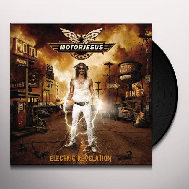 Motorjesus ELECTRIC REVELATION (GER) Vinyl Record