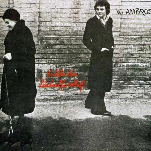 Wolfgang Ambros ES LEBE DER ZENTRALFRI (GER) Vinyl Record