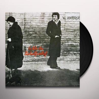 Wolfgang Ambros ES LEBE DER ZENTRALFRI Vinyl Record