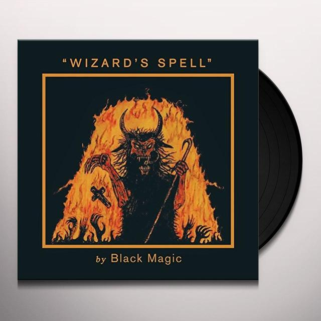 Black Magic WIZARD'S SPELL (GER) Vinyl Record