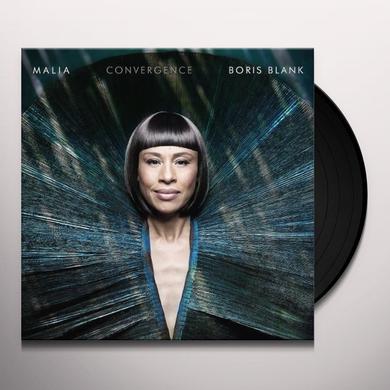 Malia &Blank,Boris CONVERGENCE (GER) Vinyl Record