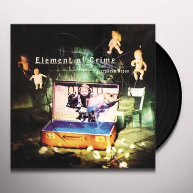 Element Of Crime DIE SCHOENEN ROSEN Vinyl Record