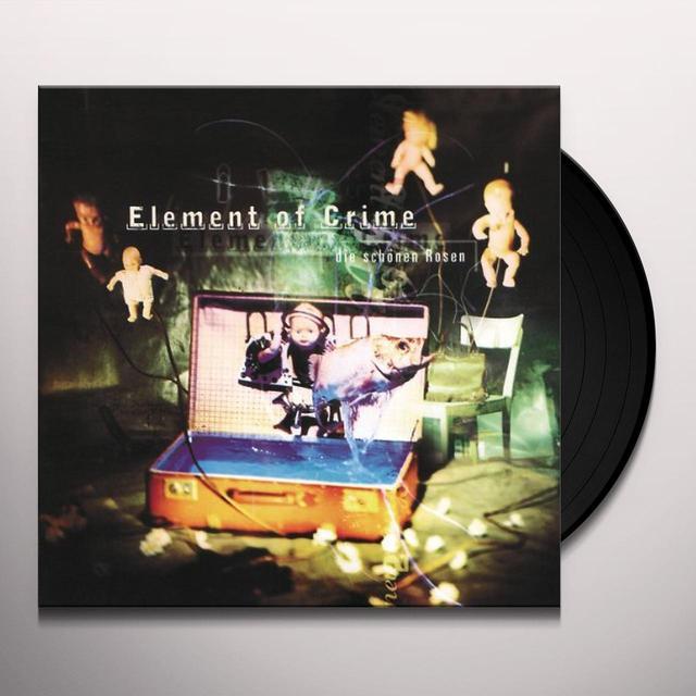 Element Of Crime DIE SCHOENEN ROSEN (GER) Vinyl Record