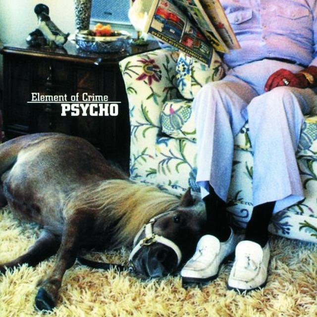 Element Of Crime PSYCHO (GER) Vinyl Record