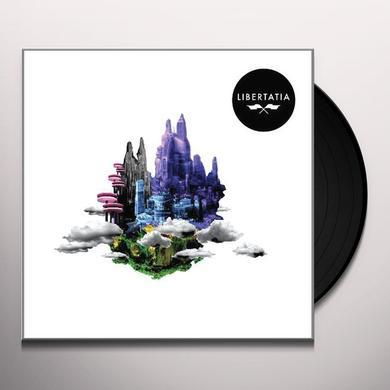 Panik Ja LIBERTATIA Vinyl Record