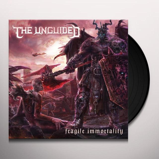 Unguided FRAGILE IMMORTALITY (GER) Vinyl Record