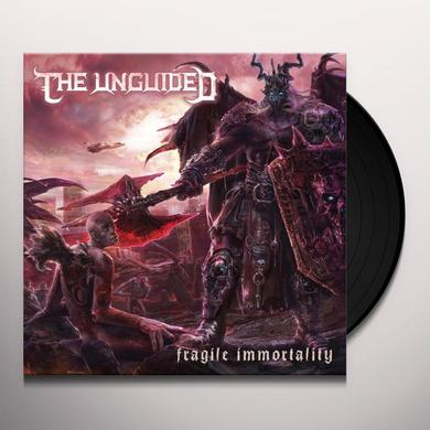 Unguided FRAGILE IMMORTALITY Vinyl Record