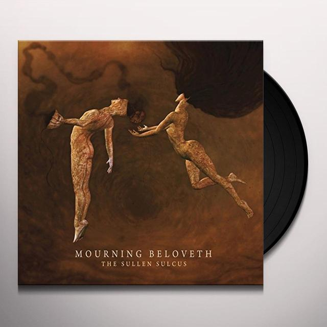 Mourning Beloveth SULLEN SULCUS (GER) Vinyl Record