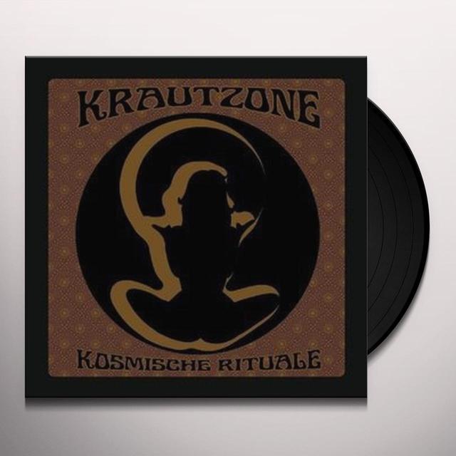 Krautzone KOSMISCHE RITUALE (GER) Vinyl Record