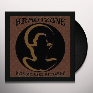Krautzone KOSMISCHE RITUALE Vinyl Record