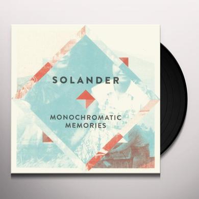 Solander MONOCHROMATIC MEMORIES (GER) Vinyl Record