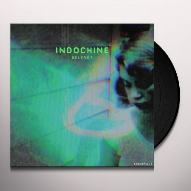 Indochine BELFAST (FRA) Vinyl Record