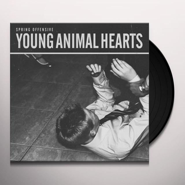 Spring Offensive YOUNG ANIMAL HEARTS Vinyl Record
