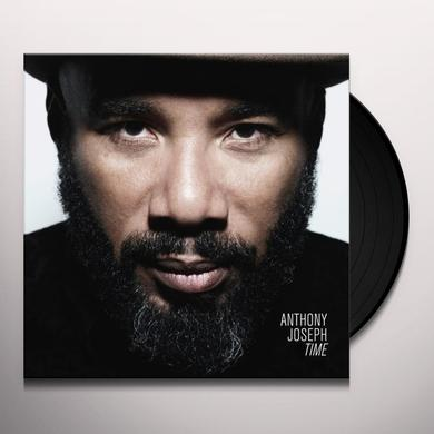 Anthony Joseph TIME (180G VINYL) Vinyl Record - UK Import
