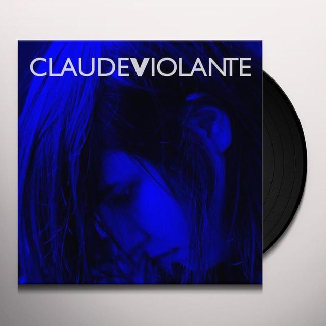 CLAUDE VIOLANTE EP Vinyl Record - UK Import