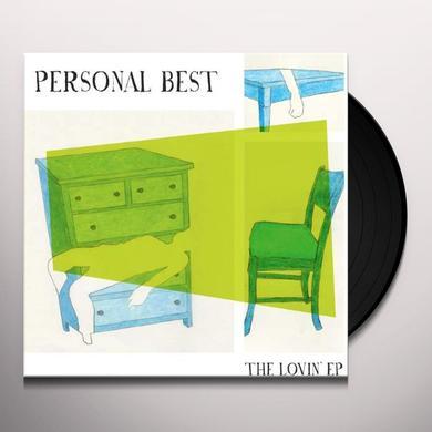 Personal Best LOVIN' EP Vinyl Record