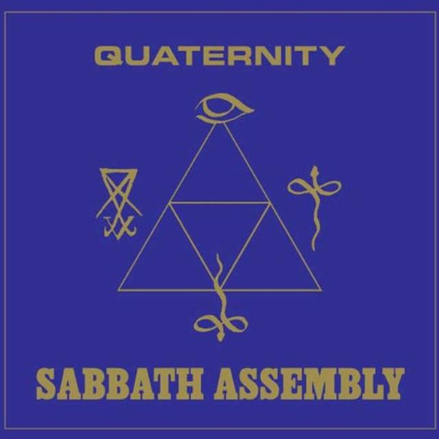 Sabbath Assembly QUATERNITY Vinyl Record - UK Import