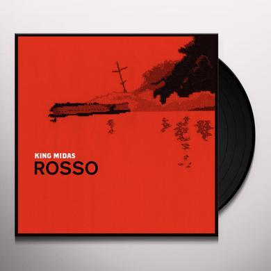 King Midas ROSSO Vinyl Record